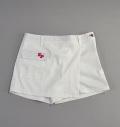 2017 Fairy Powder FP17-2202 Summer Skirt Pants White