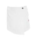 Fairy Powder FP21-2202 Women's Wrap Culottes White
