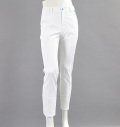 SQAIRZ SQPTB-04 Tech Stretch Pants White
