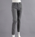 Tranvi TRPTB-04 L-Pocket Stretch Pants Gray/White