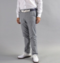 Tranvi TRPTB-05 Stripe Stretch Pants Gray