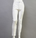 Tranvi TRPTB-015 Grace Cool Stretch Pants White