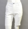 Tranvi TRPTB-016 Grace Cool Stretch Short Pants White