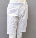 Tranvi TRPTB-020 Light Stretch Shorts White