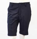 Tranvi TRPTB-024 Stretch Pique Shorts Navy