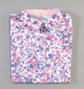 Fairy Powder FP19-2104 Women's Print Polo Pink