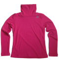 Fairy Powder FP19-6102 Women's Turtle-Neck Shirts Pink