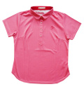 Fairy Powder FP20-2118 Women's Pique Print Polo Red