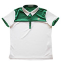 Fairy Powder FP20-2117 Women's Panel Polo Green