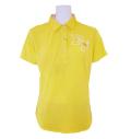 Fairy Powder FP21-2120 Women's Plain Polo Yellow