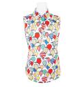ILicca Golf IG21-2101 Women's Happy Balloon N/S White