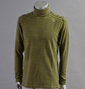 Fairy Powder FP17-5102 Stretch BorderTurtle Pull Over Yellow/Gray
