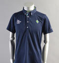 2018 Fairy Powder FP18-1110 Argyle Mesh Western Polo Navy