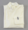Fairy Powder FP18-5101 Hi-Neck Pullover White