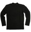 Fairy Powder FP19-5101 Hi-Neck Shirts Black