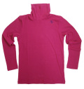 Fairy Powder FP19-5102 Turtle-Neck Shirts Pink