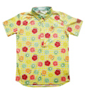 Fairy Powder FP20-1112 Fruit Basket Print Polo Yellow