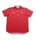 Fairy Powder FP20-1114 FP Logo Print Polo Red