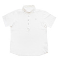 Fairy Powder FP20-1119 Open Collar Polo White