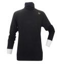 Fairy Powder FP20-5102 Turtle-Neck Shirts Black