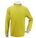 Fairy Powder FP21-5101B Hi-Neck Shirts Yellow