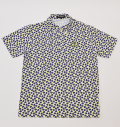 SubSeventy AS10121 Sub Leaf Polo Navy/Lime