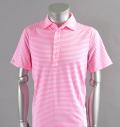 RLX Feed Stripe Airflow Neon Pink/White