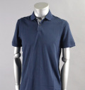 AG Green Label BERRIAN POLO NAVAL BLUE