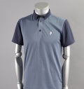2017 PeakPerformance G Orb Polo Grisaille
