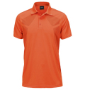 PeakPerformance Map Polo Orange Flow