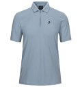2018 PeakPerformance Major Polo Downy Blue