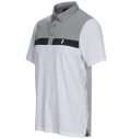 PeakPerformance Panmore Button Down Polo White