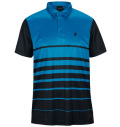 2020 PeakPerformance Bandon Print Polo North Atlantic