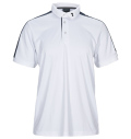 2020 PeakPerformance Player Polo Short Sleeve White