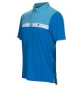 PeakPerformance Panmore Button Down Polo Blue Bird