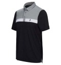 PeakPerformance Panmore Button Down Polo Black