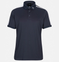 PeakPerformance Player Polo Blue Shadow
