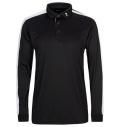 PeakPerformance Player Polo Long Sleeve Black