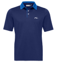 KJUS MEN JP SUPERLOAD POLO  Night Blue/Sky Blue