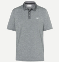 KJUS MEN LUCA POLO LIGHT GREY