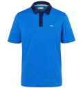 KJUS MEN LUCA POLO BLUE