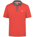 KJUS MEN LUCA POLO RED
