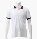 BRIEFING TECH LINE POLO WHITE
