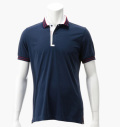 BRIEFING TECH LINE POLO NAVY