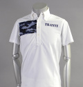 Tranvi TRSHB-007 Camo Plate shirts White/Navy