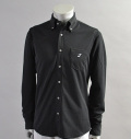 Tranvi TRSHB-023 BD Long Sleeve Shirts Black