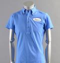 Tranvi TRSHB-031 Oval Primeflex Shirts Blue