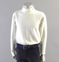 Tranvi TRCTB-02 Warm Turtle Neck White