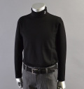 Tranvi TRCTB-02 Warm Turtle Neck Black