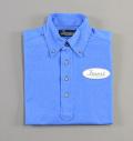 Tranvi TRSHB-032 Primeflex Oval  Shirts Blue